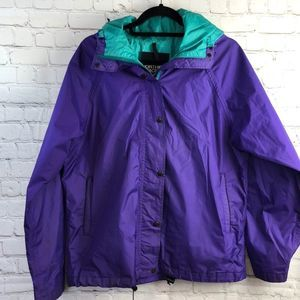 The North Face vintage Light weight jacket. L.